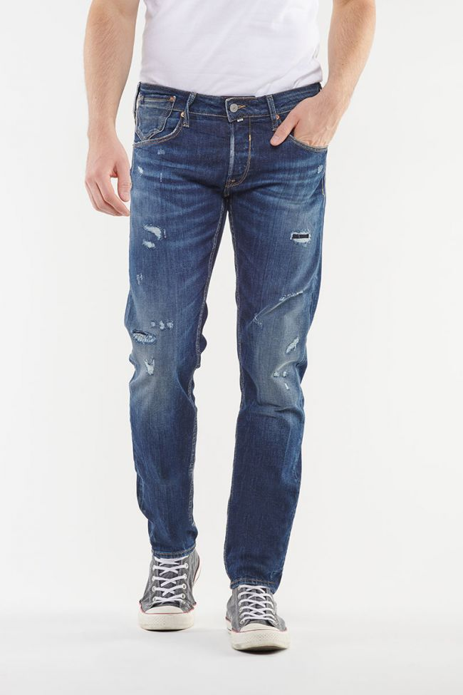 Stretch Skinny Jeans 700/11 Mat Destroy