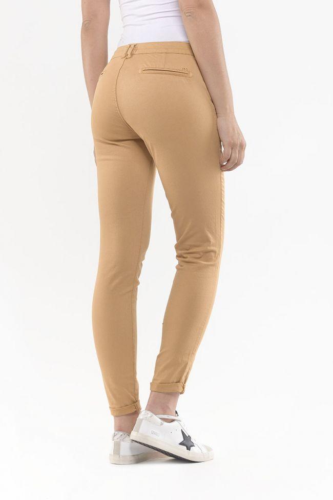 Lidy Mustard Trousers