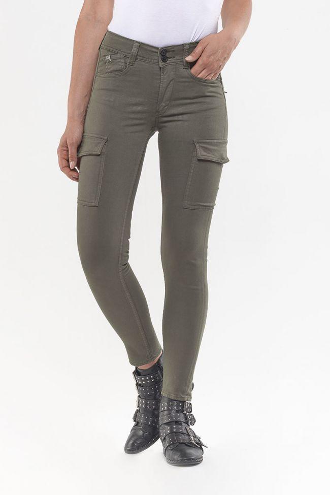 Khaki navy trousers