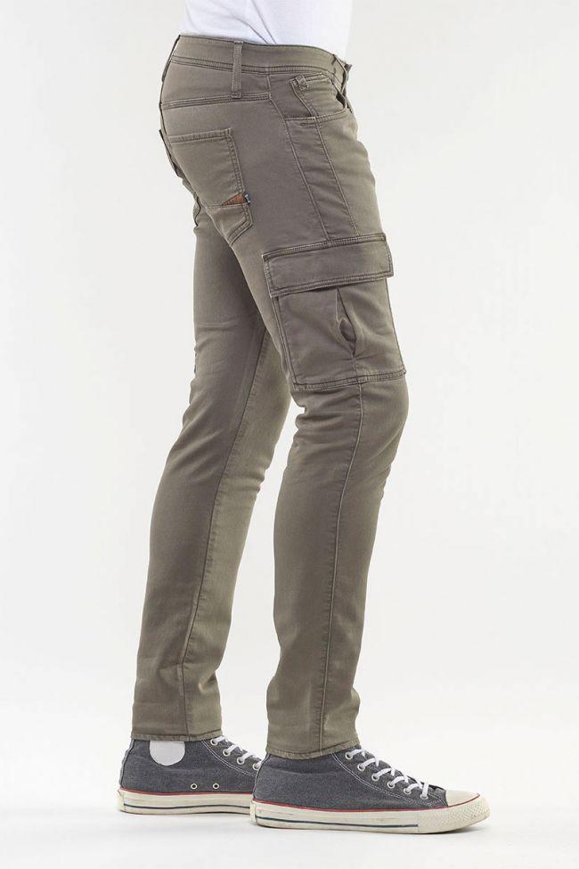 Pantalon Dario kaki