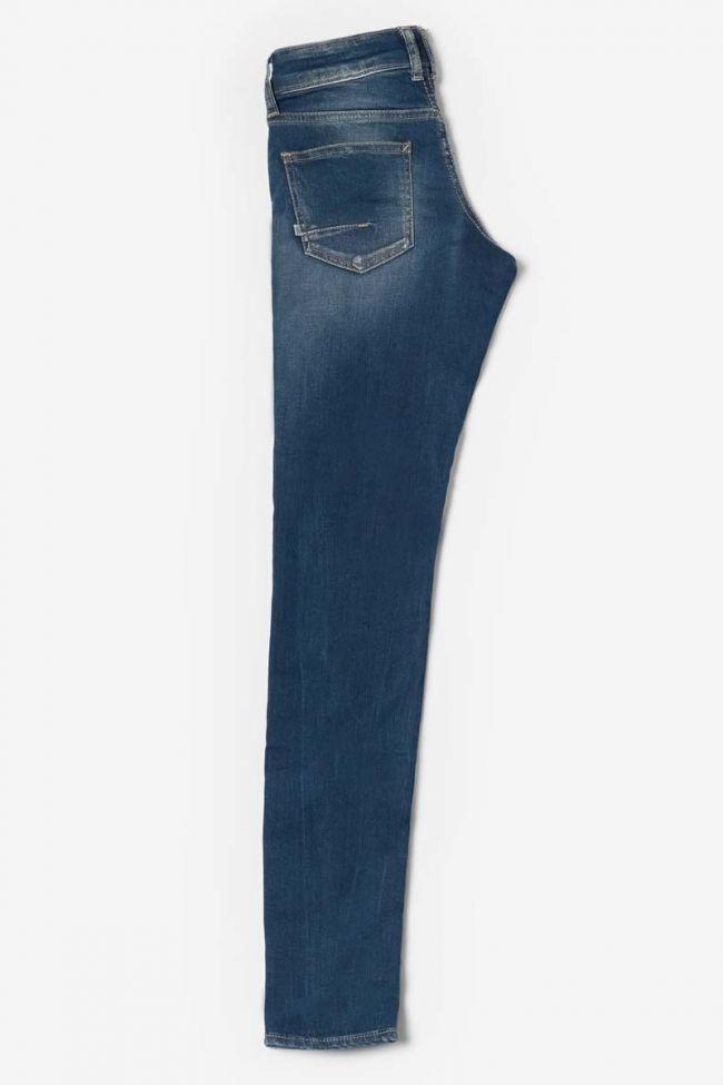 Jeans 100/09 slim Basic bleu N°2