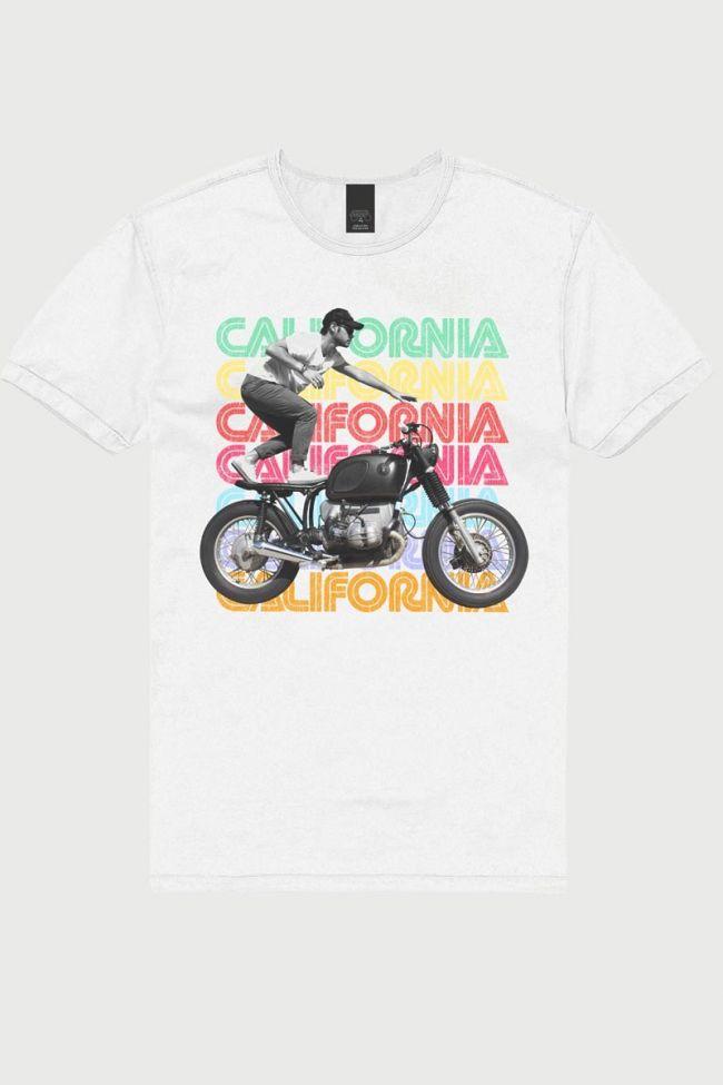 T-Shirt Gavinbo blanc