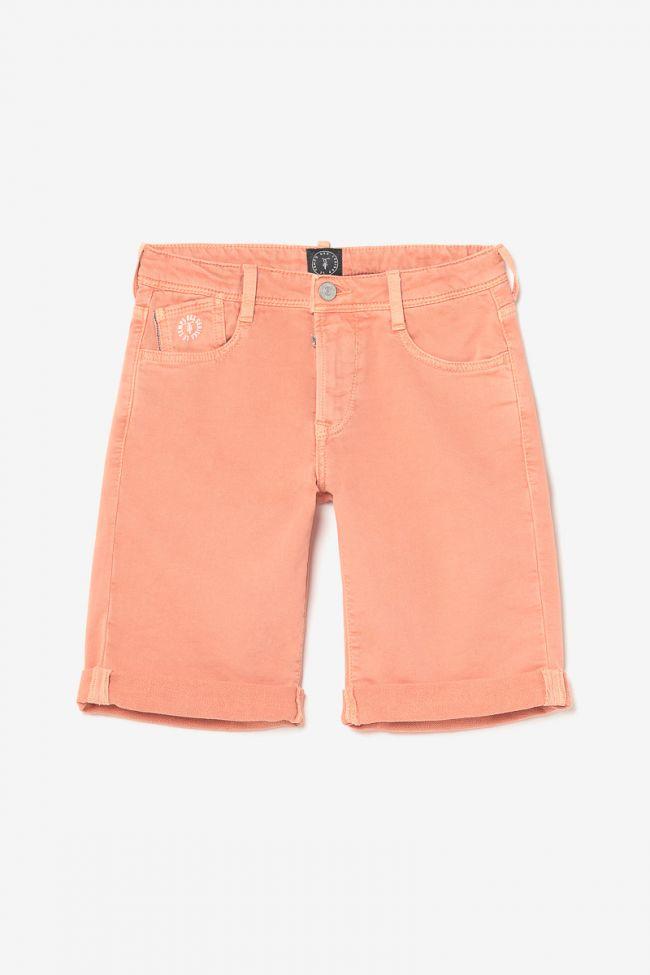 Orange Jogg Boy Bermuda Shorts