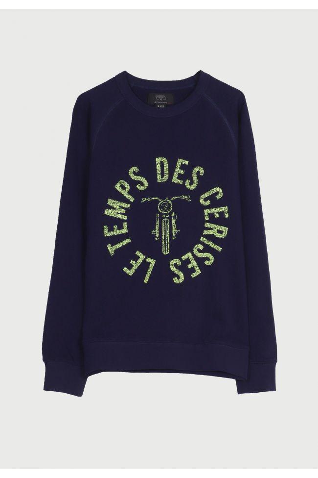 Pickbo navy blue sweatshirt