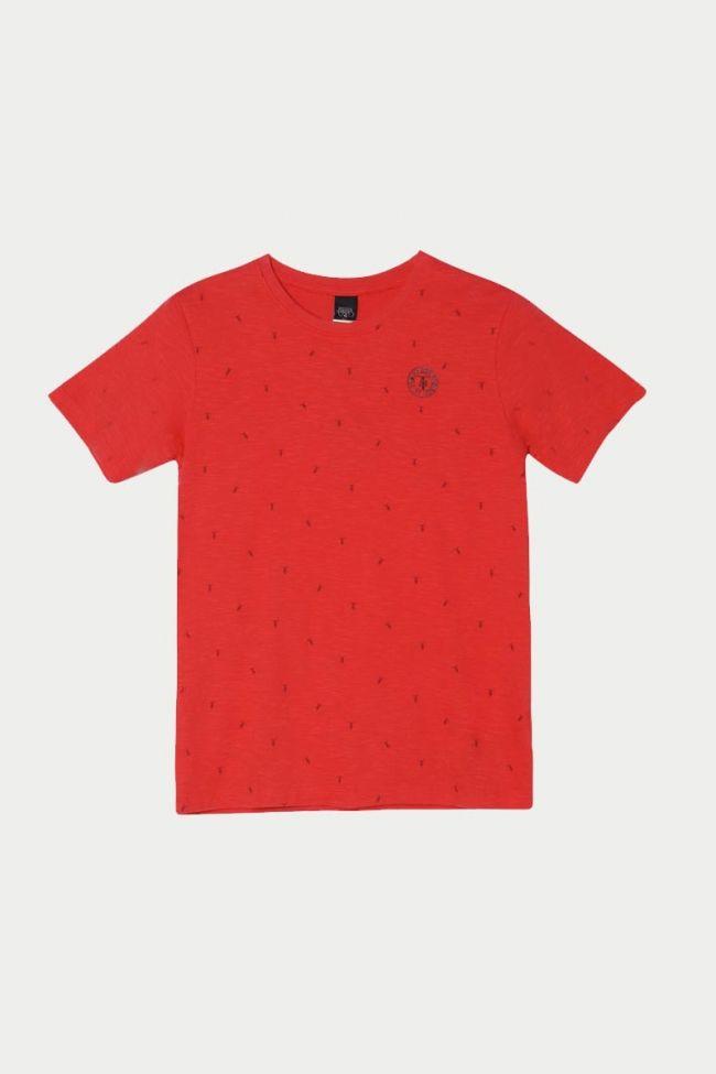 Wilsabo red t-shirt