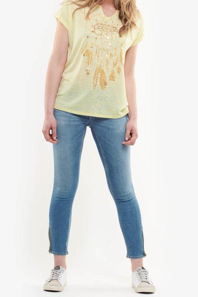 Yellow Anaa T-shirt