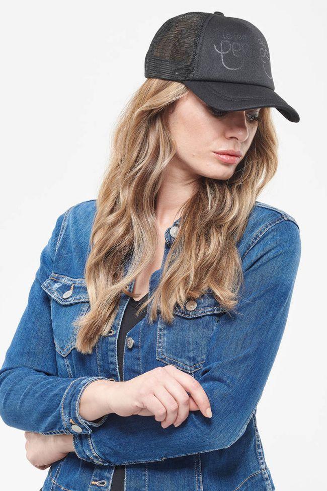 Angely black cap