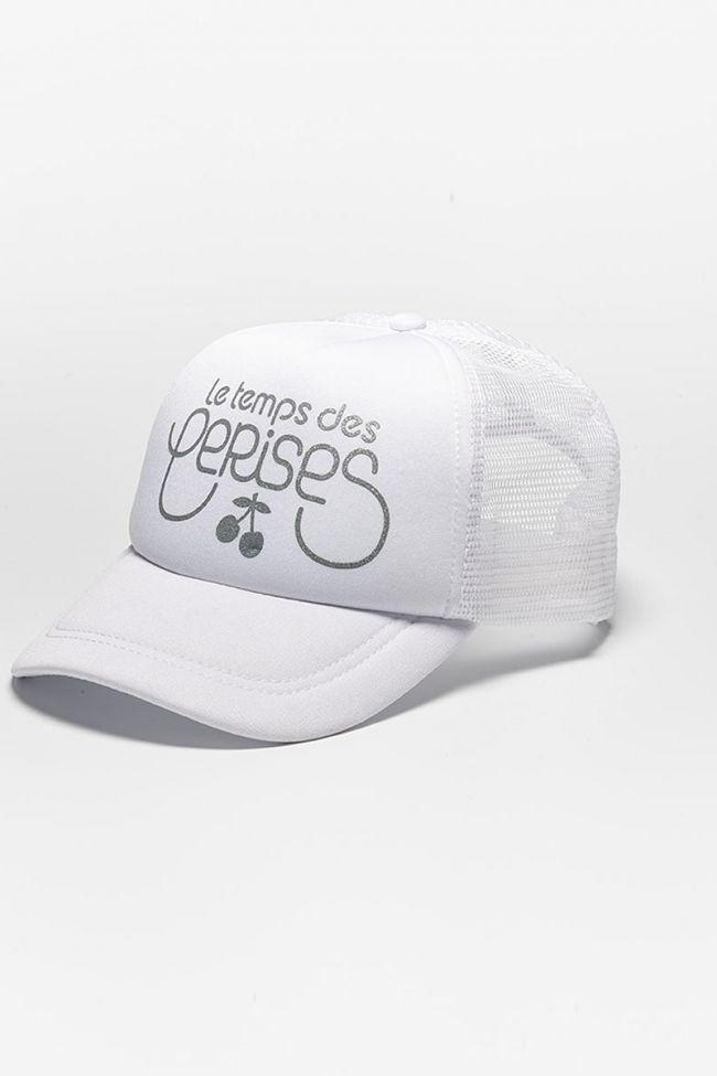 Angely white cap
