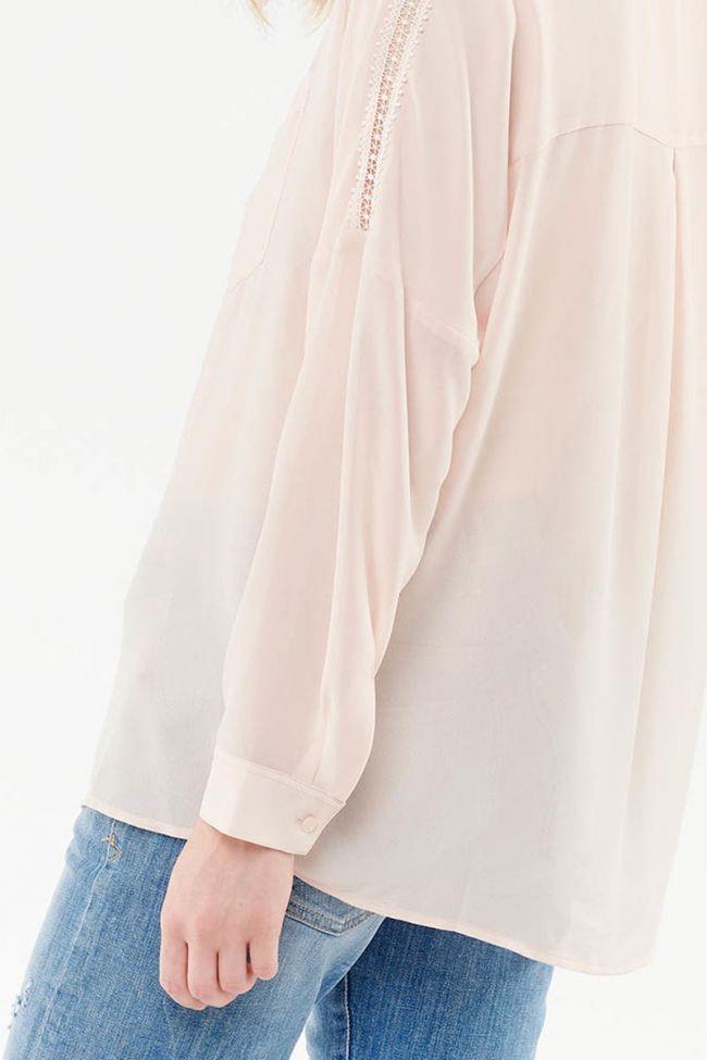 Fayora cream tan shirt