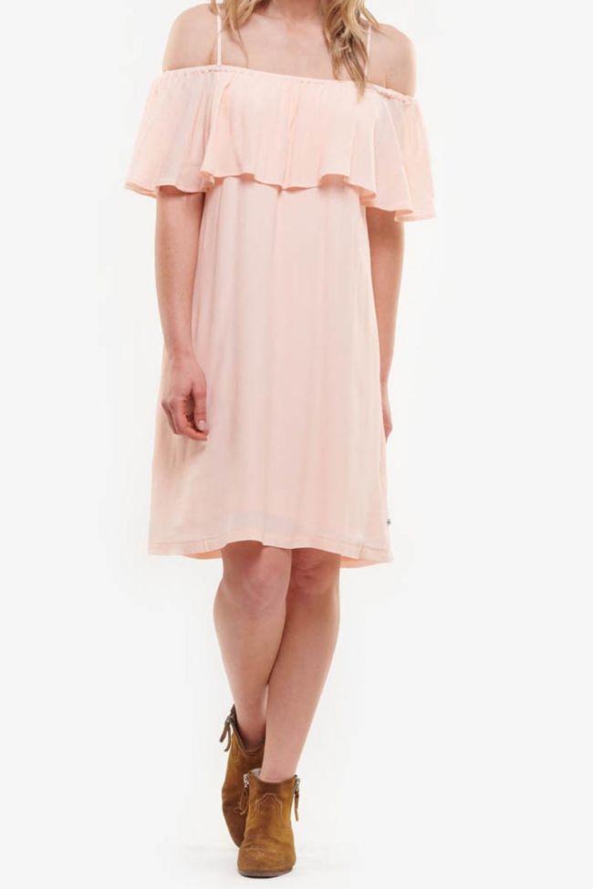 Cuban pink dress