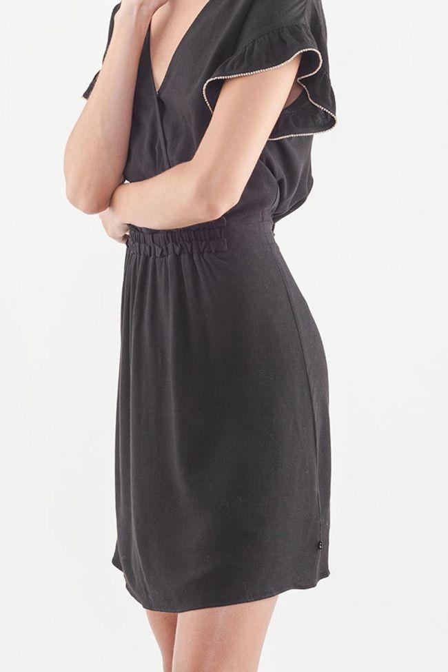 Dusty black dress