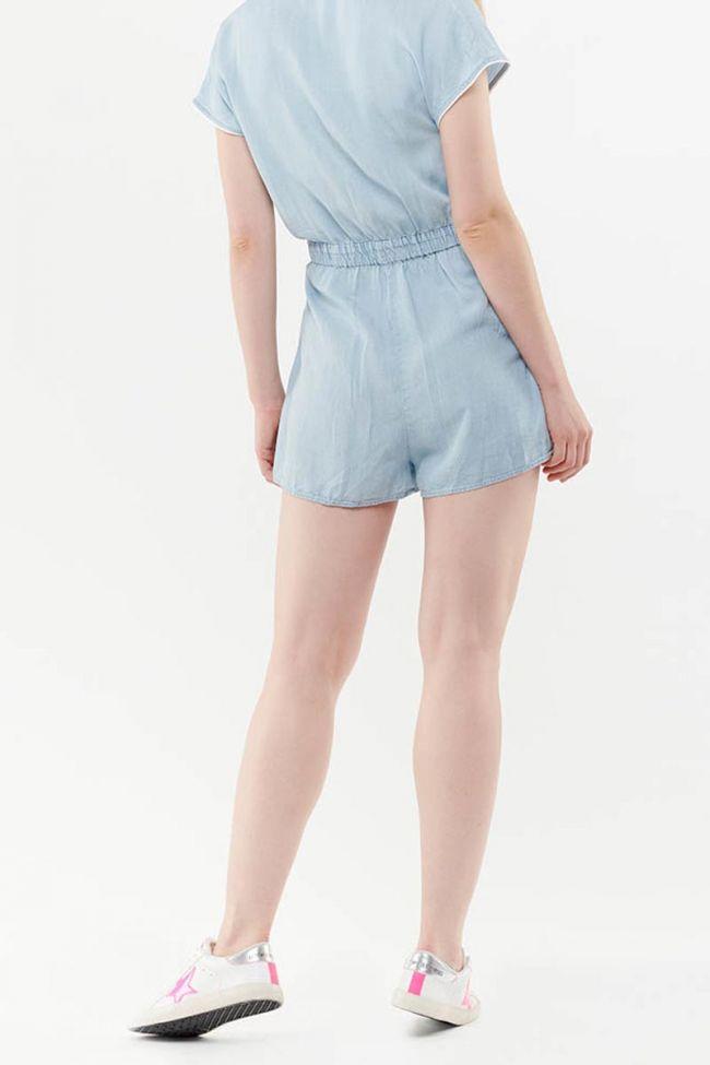 Combi-short Hissa bleu