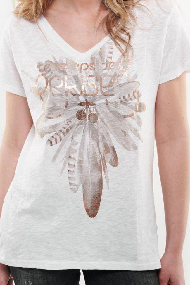 T-shirt Jinx blanc