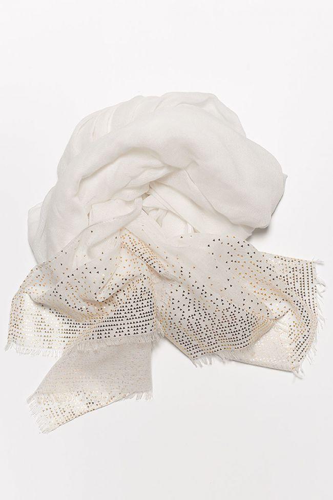 Foulard Keywest blanc