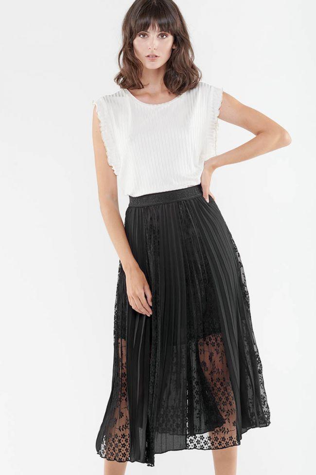 Laffy black skirt