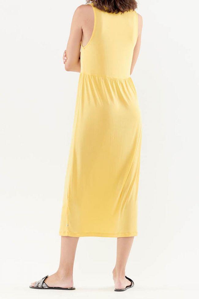 Laly yellow dress
