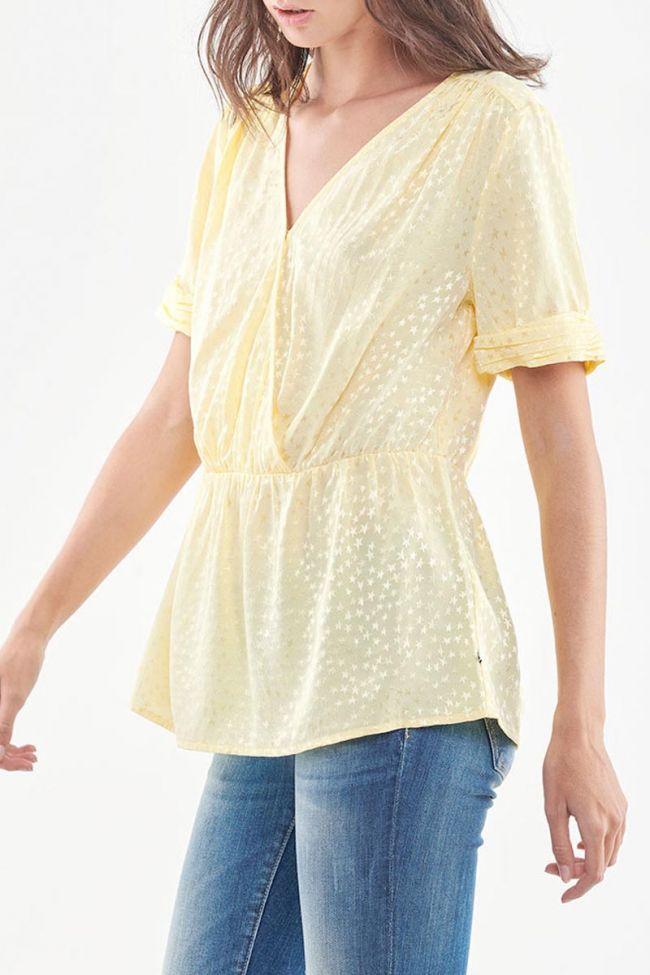 Libu yellow top