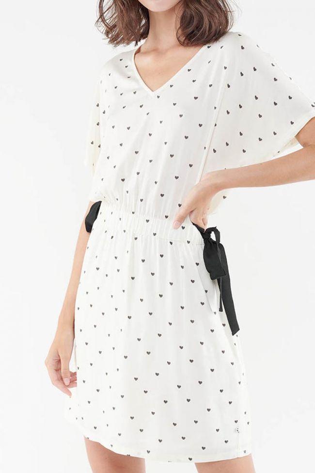 Lovy off-white dress
