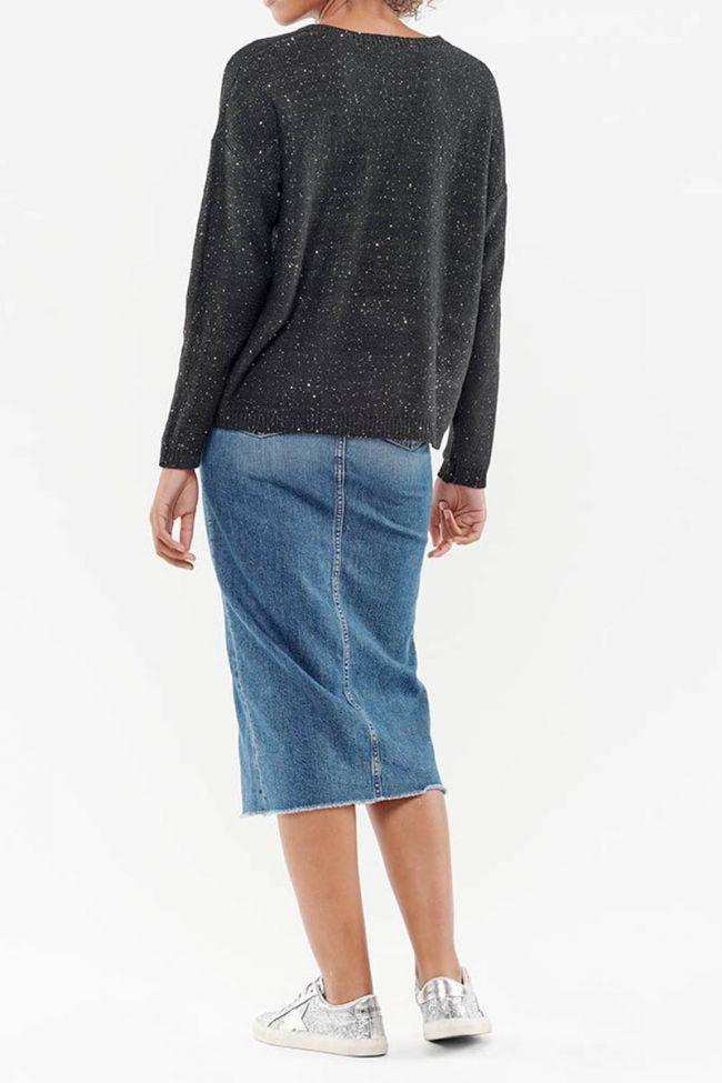 Makae black pullover