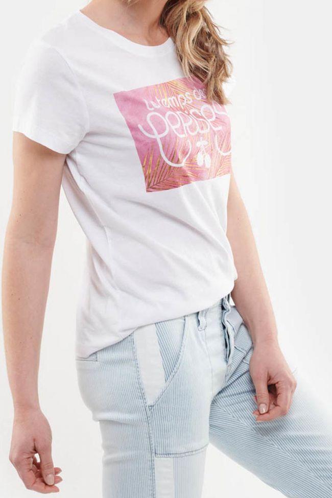White Moorea T-shirt