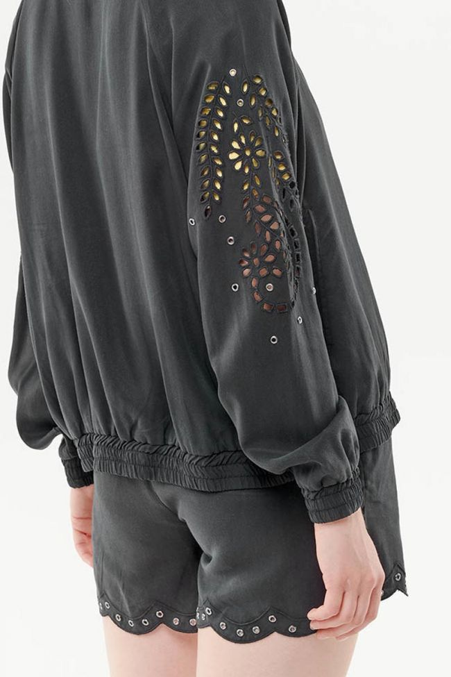 Nervi black jacket