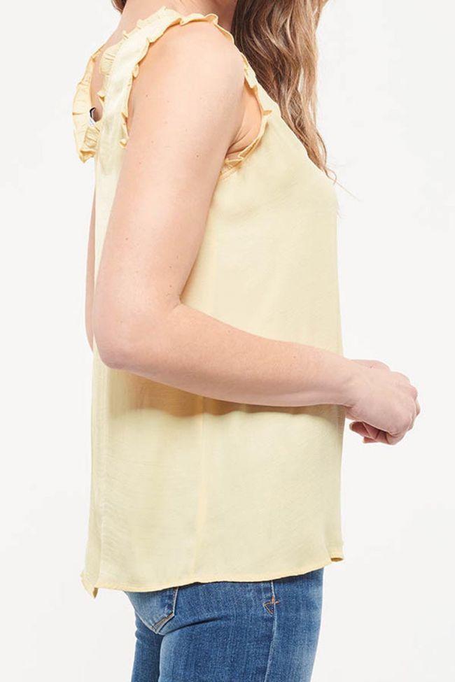 Top Nolana jaune
