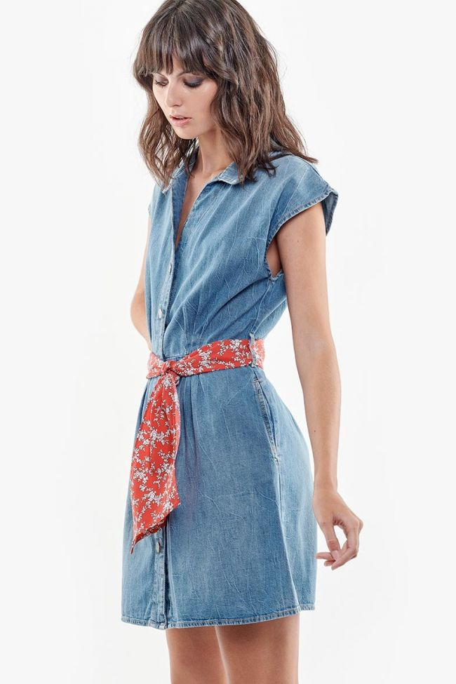 Blue Portman jeans dress