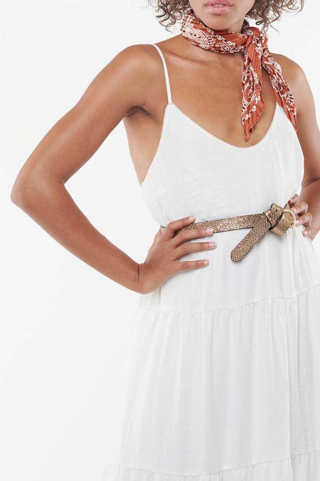 Robe Roya blanche