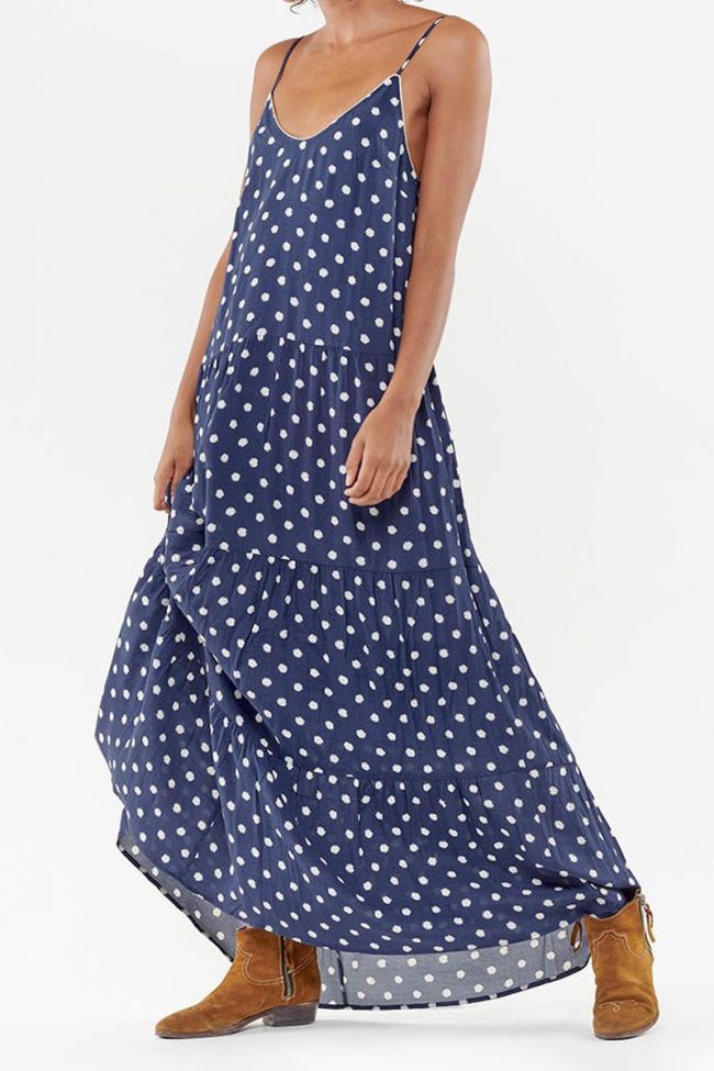 Roya blue dress