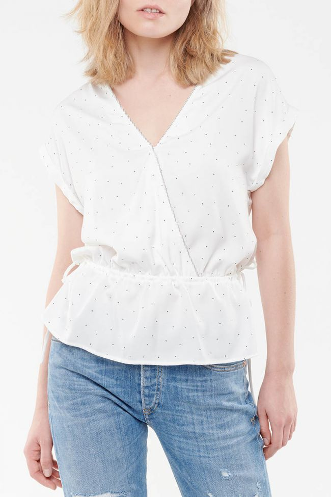 Siesta white top