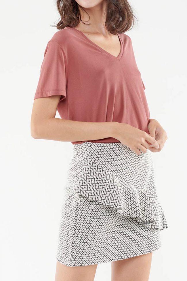 Sofy off-white skirt