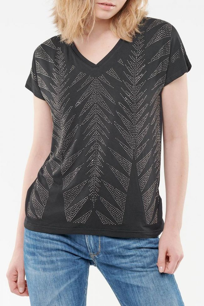 Strassay black T-Shirt