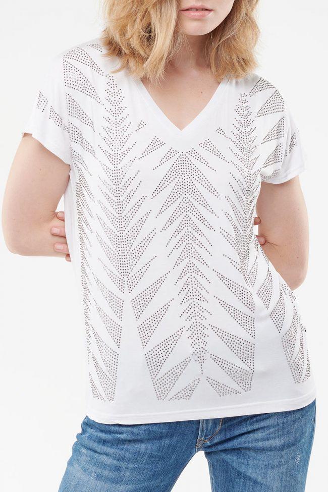 T-Shirt Strassay blanc