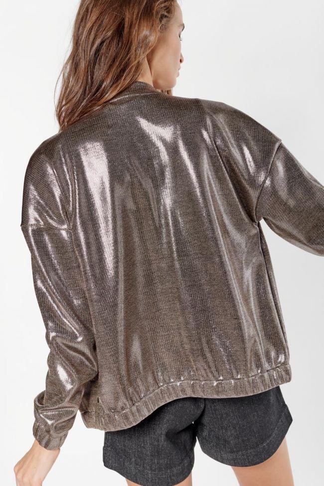 Metallic printed Vana jacket