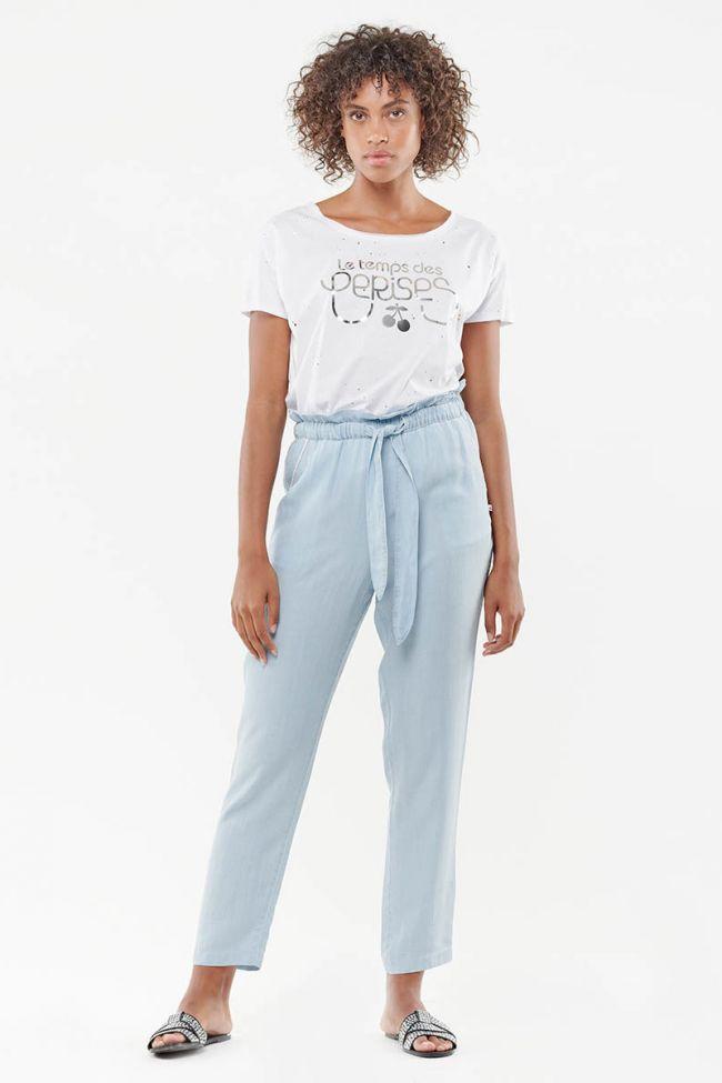 Wake white T-Shirt