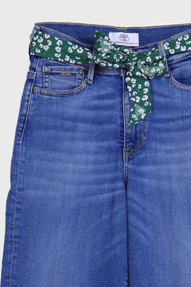 Jeans flare Nougat bleu N°2