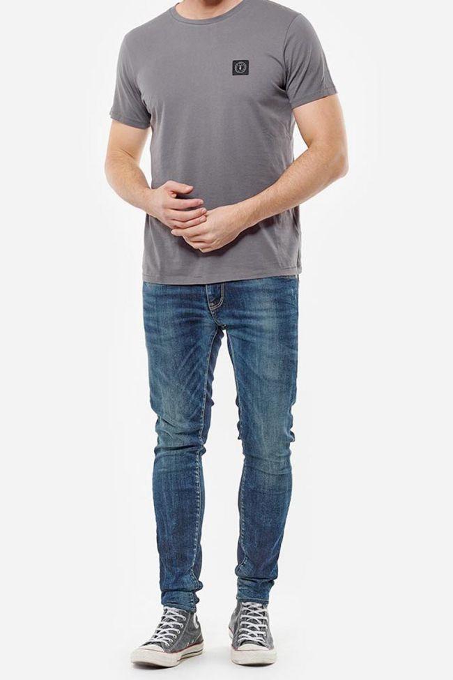 T-Shirt Brown gris foncé