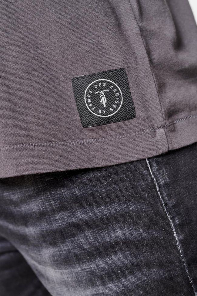 Grey Brown t-shirt