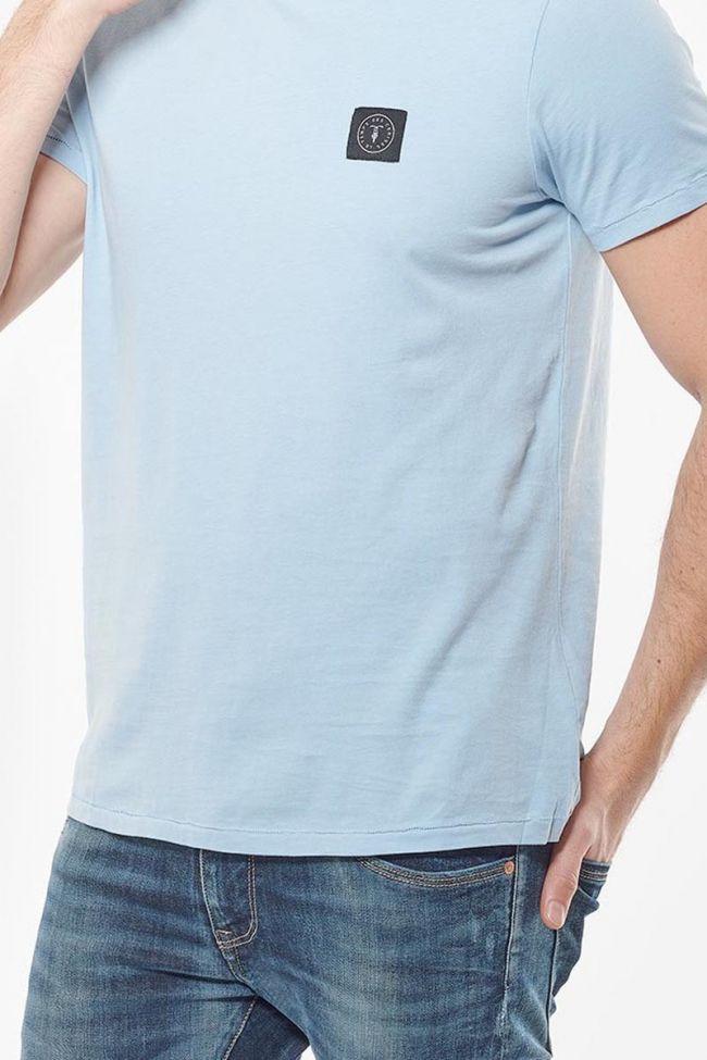 Brown blue t-shirt