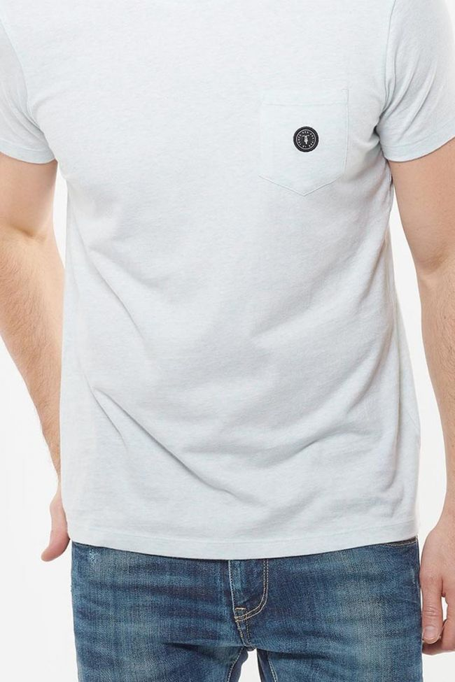 Gisal gray green t-shirt