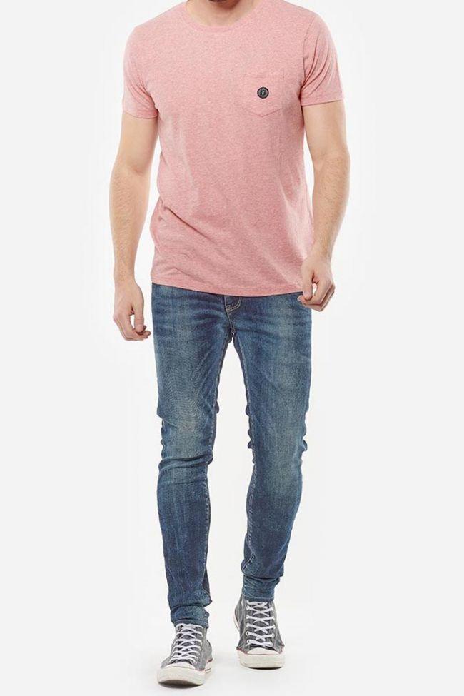 T-Shirt Gisal rouge brique