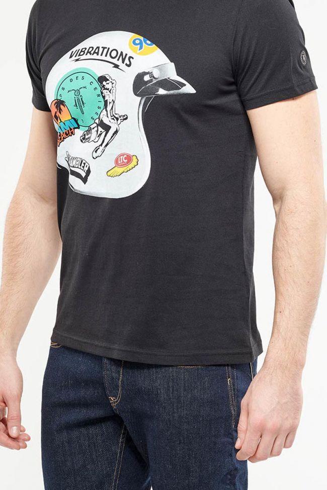 Guzzi black T-shirt