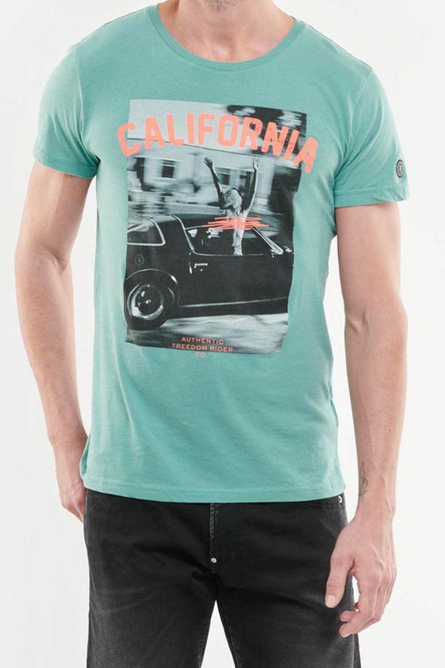 T-shirt Harvey vert
