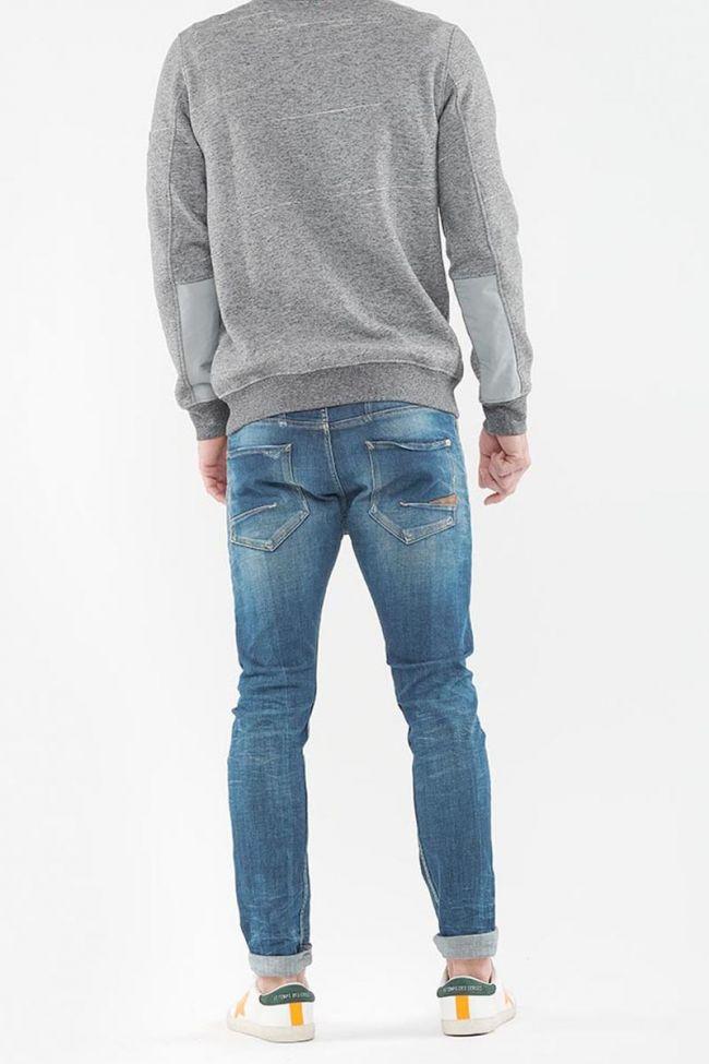 Matt grey sweatshirt