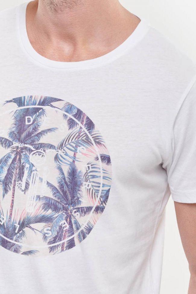 T-shirt blanc Mitsh