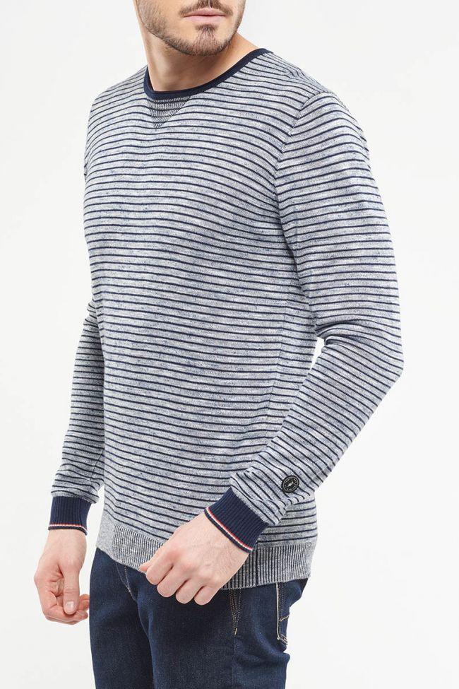 Morgan navy pullover