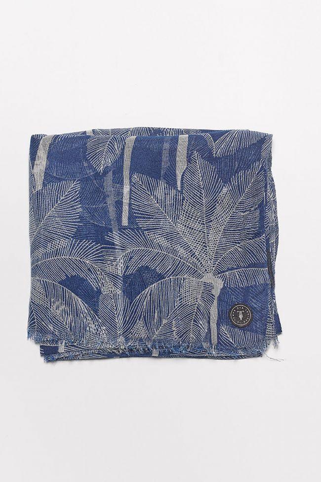 Palmer blue scarf