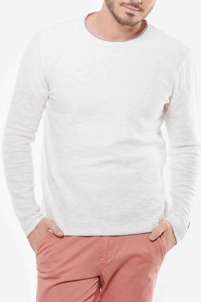 Pull Rimax blanc