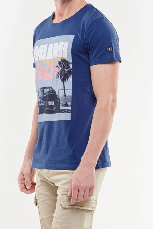 Blue Shawn T-shirt