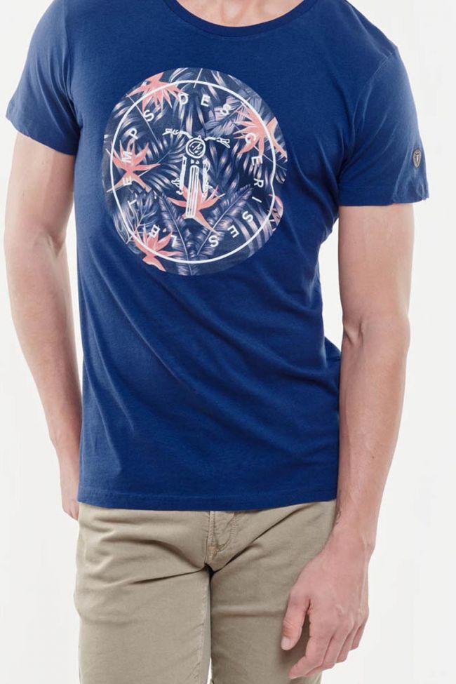 T-shirt Stanley bleu